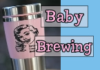 Baby Brewing Button