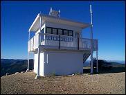 Lunch Peak Lookout, ID